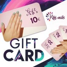 Gift card, coupon sconto  50€ silcare estrosa