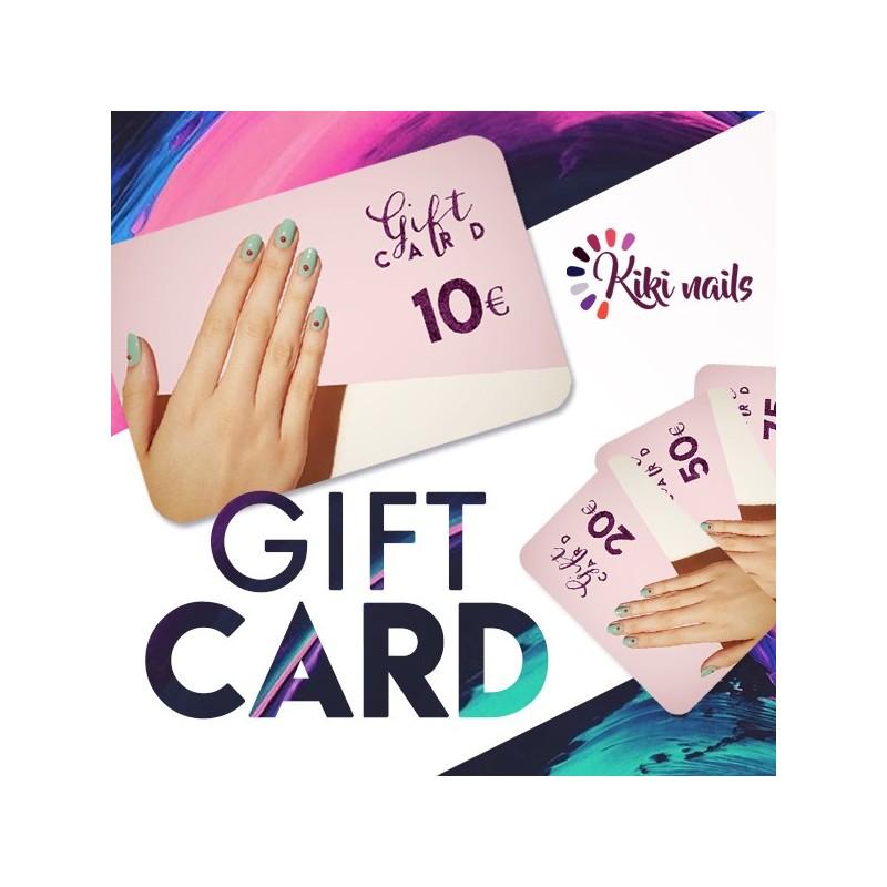 Gift card, carta sconto regalo 75€ silcare