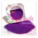 Kit polveri glitter laser olografici 12 pz