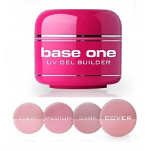 Gel costruttore Cover Base one silcare