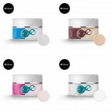 Polvere acrilica costruttore Sequent acryl PRO LUX Silcare 24 gr, vari colori