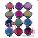 Decorazione nail art caviale, Microsfere Caviar, riflessi arcobaleno