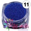 Ruota sfere caviar arcobaleno 0.8 mm, 12 colori