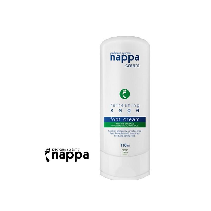 Crema piedi rinfrescante anti-sudore 110 ml Nappa