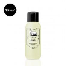 Remover semipermanente lanolina Silcare 300 ml