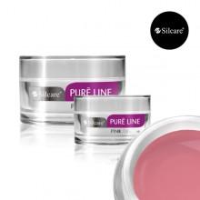 Gel costruttore PINK rosa lattiginoso baby boomer Pure Line Silcare