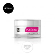 Gel color PURE LINE Sugar effect 10 gr Silcare