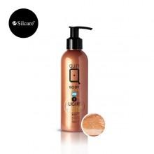 Crema corpo abbronzante illuminante, vari colori, 200 ml