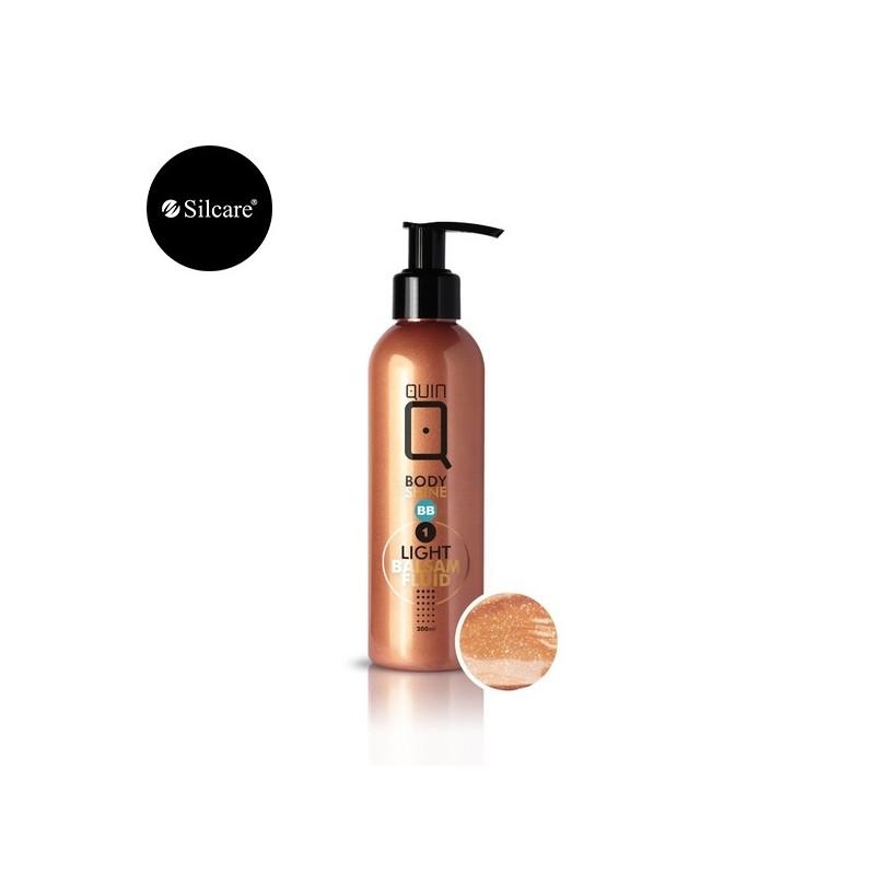 Crema corpo abbronzante illuminante 200 ml Silcare