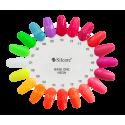 Gel color linea NEON Base One Silcare 5 gr