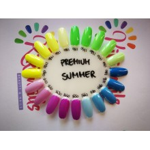 Semipermanente PREMIUM COLOR IT summer 6gr Silcare