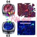 Paillette olo sparkly 8 colori 1 gr