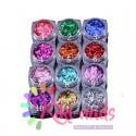 Paillette SPARKLY holo, vari colori, 1 gr