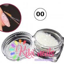 Microsfere Caviar, riflessi arcobaleno, vari colori 2 gr