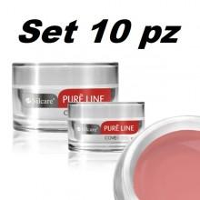 Gel costruttore Pure Line Cover 50 gr silcare