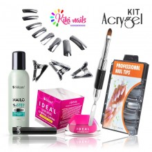 Kit Base dual form system acrygel IDEAL Silcare