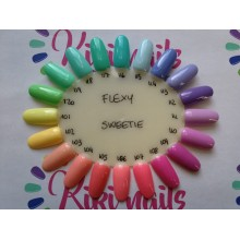Set FLEXY linea completa SWEETIE Silcare 4,5 gr