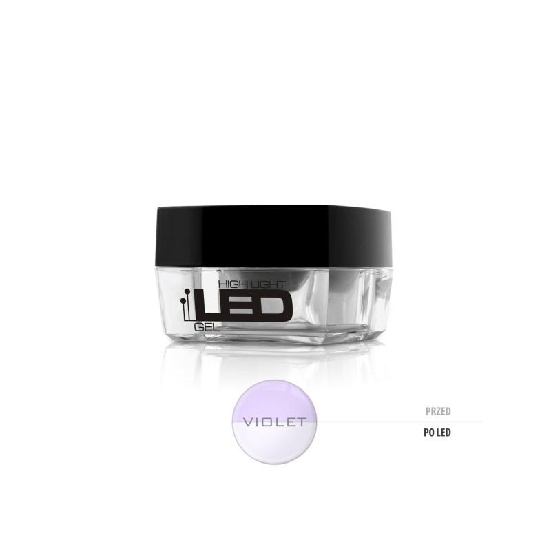 Gel costruttore LED Violet
