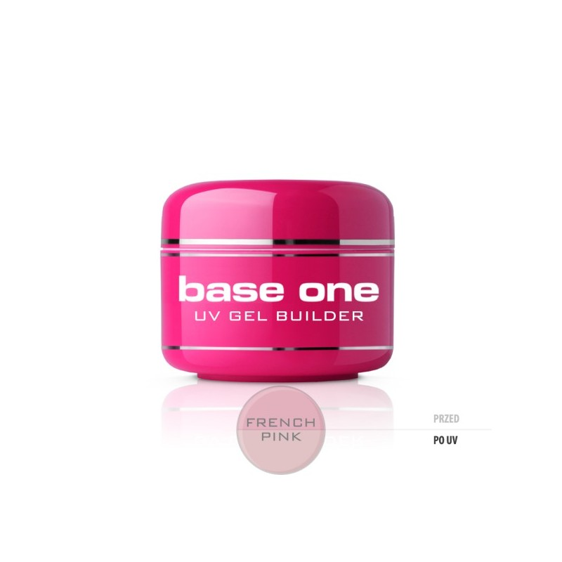 Gel costruttore French pink 50 gr