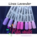 Gel color linea LAVANDER Aglia 5 gr