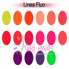 Gel color linea FLUO Aglia 5 gr