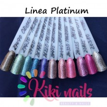 Gel color linea PLATINUM Aglia 5 ml
