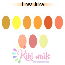 Gel color linea JUICE Aglia 5 ml