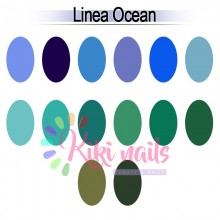 Gel color linea OCEAN Aglia 5 gr