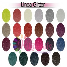 Gel color linea GLITTER Aglia 5 gr