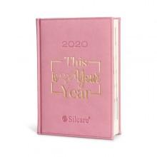 Agenda book calendar 2019 Silcare