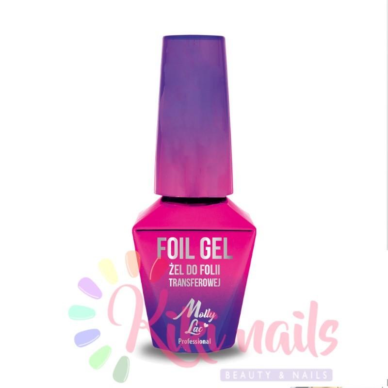 Gel foil transfer trasparente Molly Lac 10 ml