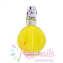 Olio cuticole idratante con contagocce limone Allepaznokcie 75ml