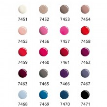 Smalto semipermanente Estrosa, vari colori, 7 ml