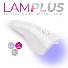 Mini Lampada uvled portatile uunghie LAMPLUS DOLPHIN F2 5W Michellenails fullcover tip