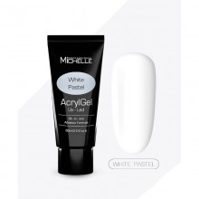 Poly Acrygel FRENCH WHITE PASTEL MichelleNails 60 ml