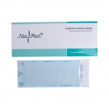 Buste per sterilizzazione in autoclave autosigillanti 90x260 mm Allepaznokcie 200 pz AlleMed