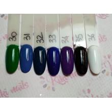 Gel color TOP COLOR PAINT senza dispersione Michellenails 5 ml