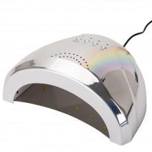 LUX 1 argento holo 48W. Lampada UVLED diodi professionale ricostruzioe unghie